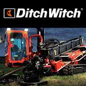 Контекстная рекламная кампания продукции Ditch Witch.