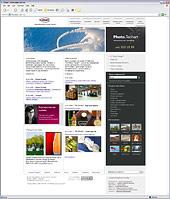 """Создан новый сайт для агентства """"Фото.Текарт"""""""