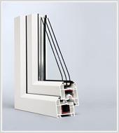Выполнена рекламная фотосъемка пластиковых окон Modeline