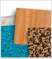 Срочная фотосъемка образцов материалов для отделки дверей