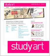 Продвигаем StudyArt - обучение в сфере искусства и дизайна