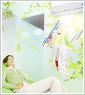 Опубликовано описание рекламной кампании климатического оборудования Toshiba
