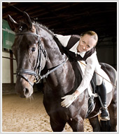 Вторая фотосъемка спортивных лошадей для Argo
