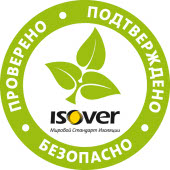 Advert.Techart запускает рекламу теплоизоляции Isover