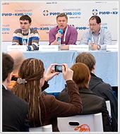 """Секция """"Текарта"""" стала одной из самых популярных на конференции """"РИФ + КИБ 2010"""""""