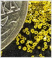 Макрофотосъемка алмазов и деталей прибора. Создание собственного фотобанка заказчика.