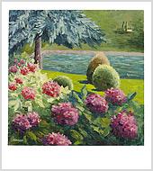 Фотосъемка масляной живописи для полиграфического и электронного каталога