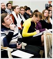 """Зимний семинар для клиентов и партнеров МГ """"Текарт""""- """"Элементы успешного присутствия компании в интернете"""""""