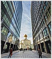 Обновление фотоподборки «Москва», раздела «Город, архитектура»