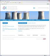 Разработан сайт компании «Технологии охлаждения»