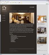 Редизайн сайта архитектурного бюро Atria Magna