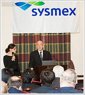 Репортажная фотосъемка в гостинице Мариотт Гранд  для «SYSMEX»