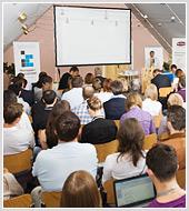 Репортажная фотосъемка конференции «Интернет-консалтинг 2011»