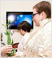 """Фотосъемка праздника Весны в салоне красоты """"Дежавю"""""""