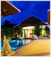 Фотосъемка интерьера и экстерьера частной виллы в Тайланде