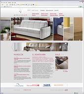 """Фирменный стиль и новый сайт сети мебельных салонов """"ДиванВам"""""""
