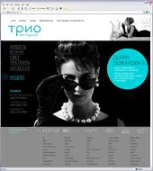 Интернет-представительство ТРИО-интерьер: мебель и предметы интерьера