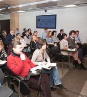 """Университет """"Текарт"""" провел весенний семинар для клиентов и партнеров группы """"Текарт"""""""