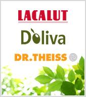 Рекламная кампания для LACALUT,  D'oliva и  Dr. Theiss