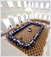 Репортажная фотосъемка конференции Konrad-Adenauer-Stiftung