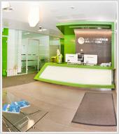 Интерьерная фотосъемка офиса компании «М.П.А. Медицинские партнеры»