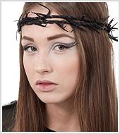 """Портретная съемка на конкурсе по макияжу Make up Beauty Event 2013"""" (бренд BABOR)"""