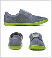 Тестовая фотосъемка обуви для ECCO