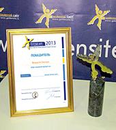 Сайт Research.Techart признан лучшим в бизнес-тематике