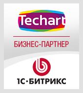 """Текарт"" — бизнес-партнер компании ""1С-Битрикс"""