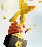 """""""Текарт"""" вошел в число победителей конкурса """"Золотой сайт 2015"""""""