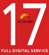 """""""Текарт"""" в ТОП-20 рейтинга digital-агентств полного цикла 2017 (Ruward)"""
