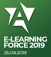 "Доклад ""Текарт"" на форуме по цифровизации обучения E-LEARNING FORCE 2019"