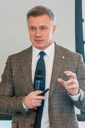 Семинар для клиентов и партнеров в Санкт-Петербурге, 02.2018